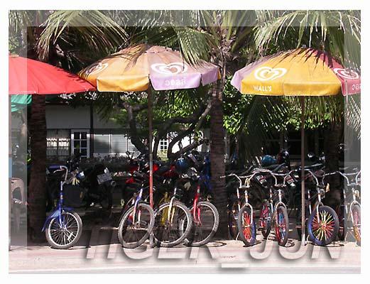 จักรยานบางแสน
