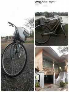 จักรยานของพนักงาน