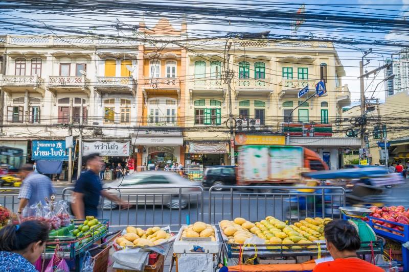 ถนนเจริญกรุง – ปัจจุบันของอดีต