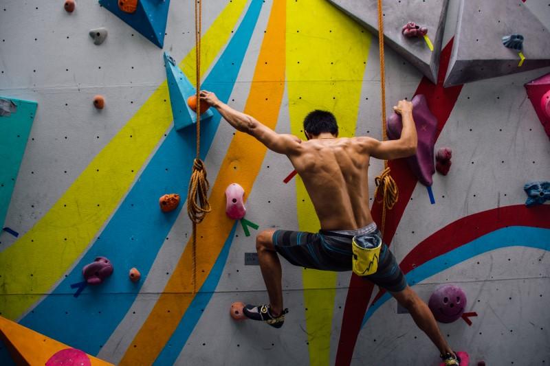 Sports Climbing กีฬาท้าสูงที่มีดีมากกว่าการปีนป่าย – สิน วินัย เรืองฤทธิ์