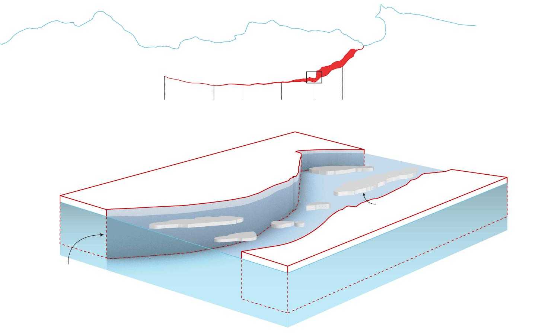 สถานการณ์อันตรายจากขั้วโลกใต้ หิ้งน้ำแข็งในแอนตาร์กติกขยายออกไปร่วม ๑๗ ไมล์ในช่วงสองเดือนที่ผ่านมา