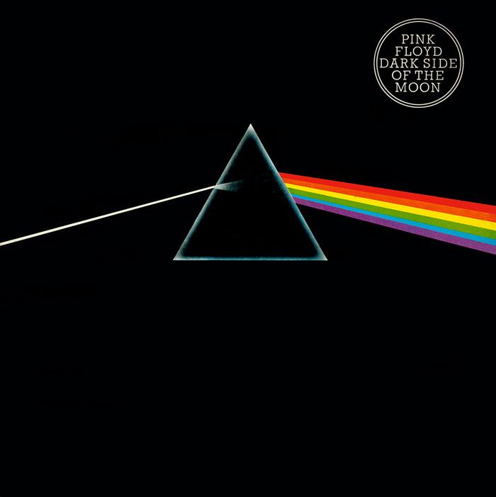 ดนตรี+ดีไซน์  – The Dark Side  of the Moon (1973)