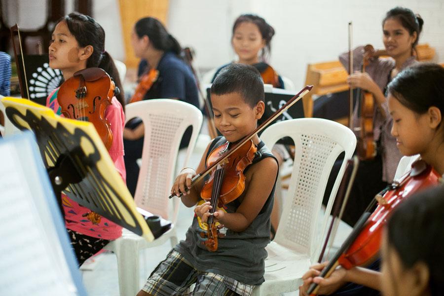เสียงที่ไร้เสียง: ดนตรีคลาสสิกในชุมชนแออัดคลองเตย