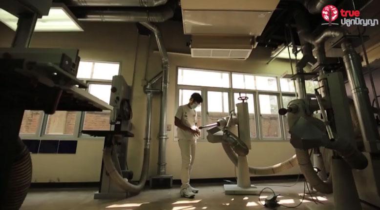 Teaser – โรงเรียนขาเทียม ห้องเรียนชีวิตของนักสร้างอวัยวะ