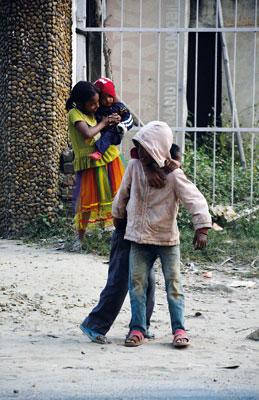 Global Motion : โลกร้อนคุกคามเด็ก