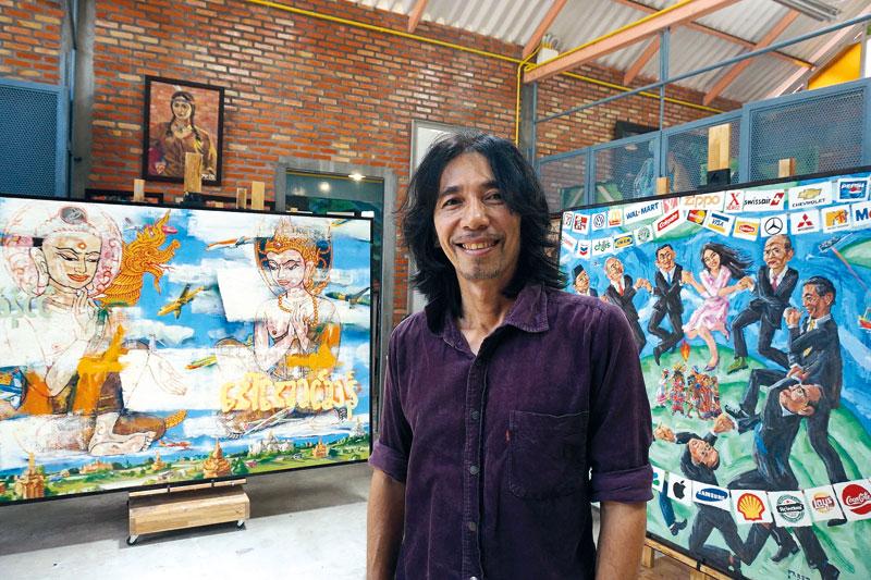 Spotlight : หลัง (ภาพ) อาเซียน  – ปริทรรศ หุตางกูร