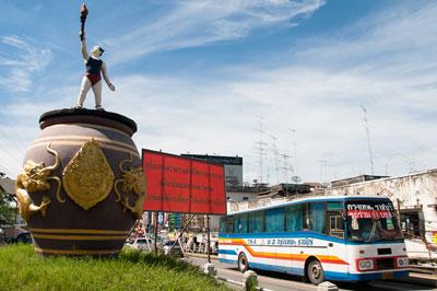 ราชบุรี…ศิลปะสั้นบนหนังคนละม้วน