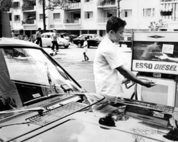 แลไปรอบบ้าน – แท็กซี่สิงคโปร์ (2)