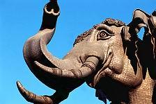 พิพิธภัณฑ์ช้างเอราวัณ กับศรัทธาของผู้สร้าง