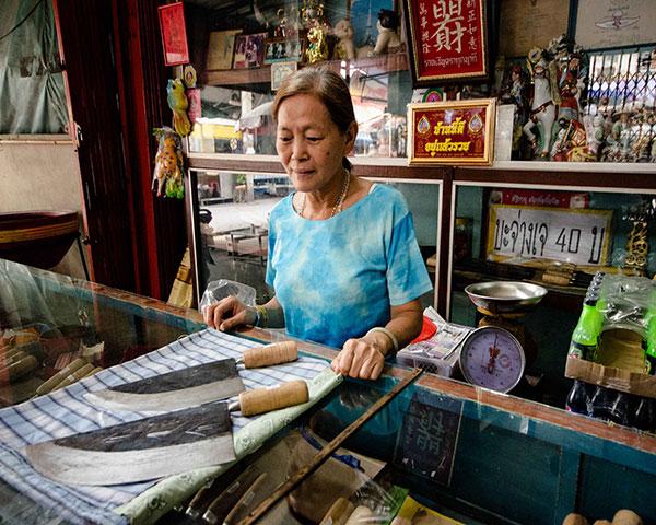 ลิ้ม ฮะ หลี ร้านขายมีดหมู - ละแล้ว ทิ้งแล้ว ทิ้งสิ่งที่ถูกส่งต่อจากคนรุ่นเก่าก่อน