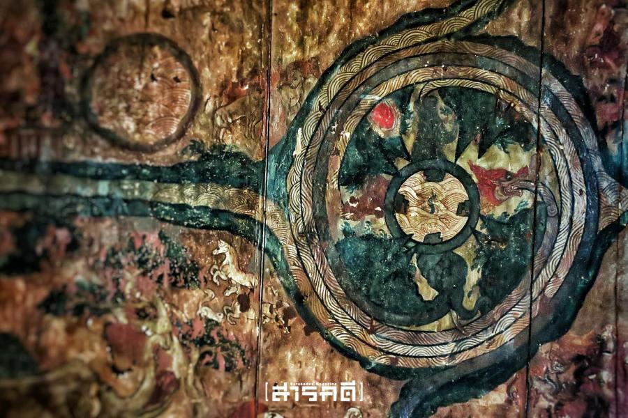 สระอโนดาต - สุเมรุจักรวาล ตอนที่ 46