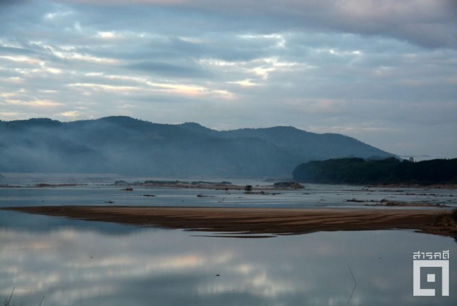 เขื่อนลาวถึงเขื่อนจีน : ความเปลี่ยนแปลงแม่น้ำโขงปี 2562-2563