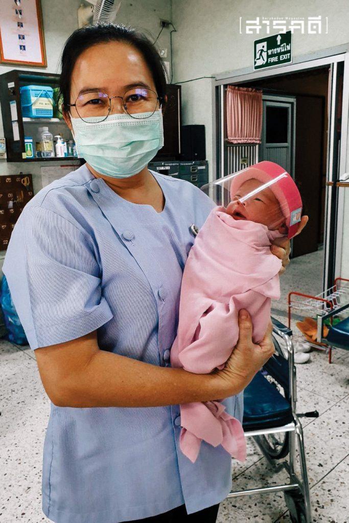 เด็กๆ จิตอาสา Face Shield จากโรงเรียนถึงโรงพยาบาล