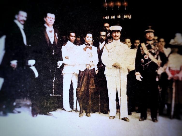 Mediterranean fever - กรมหลวงชุมพรฯ ตอนที่ ๑๒