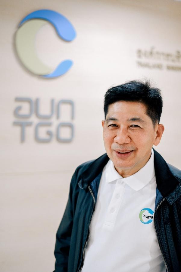 I AM TGO ขับเคลื่อนสังคมไทยสู่สังคมคาร์บอนต่ำ