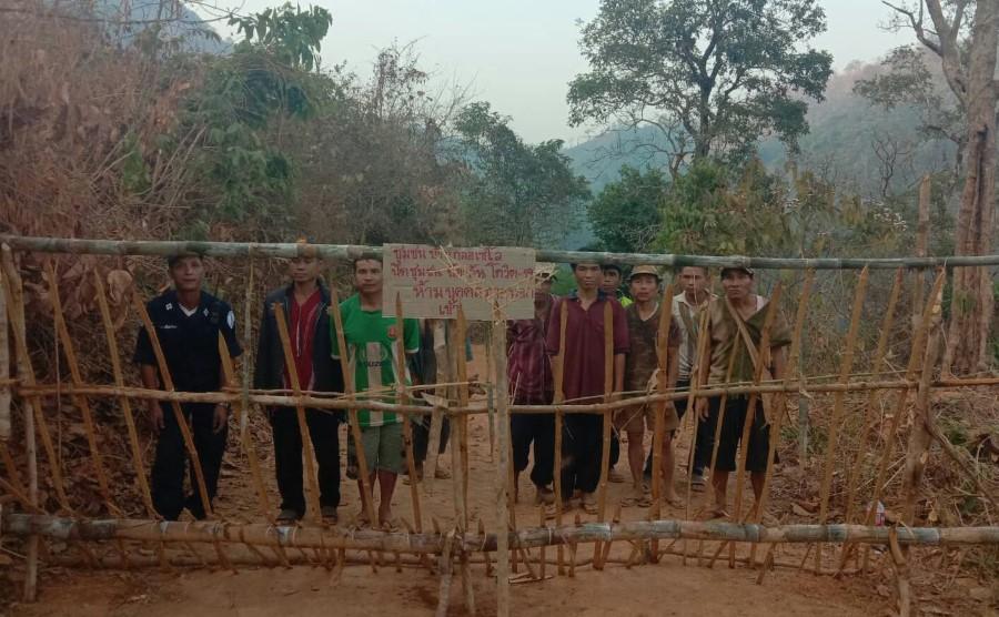 หมู่บ้านกลอเซโล ตำบลบ้านแม่สามแลบ อำเภอสบเมย จังหวัดแม่ฮ่องสอน