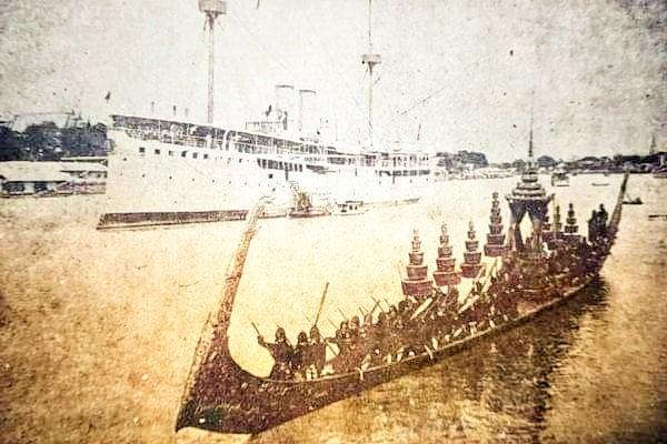 กรมหลวงชุมพรฯ ตอนที่ ๑๖ - กรมทหารเรือ ๒๔๔๖