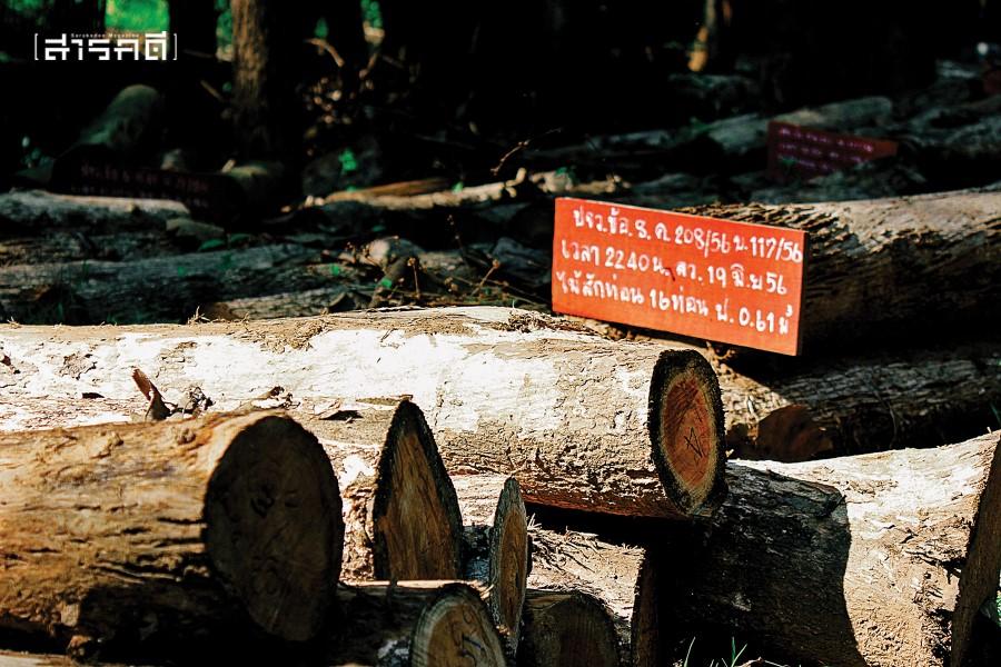 """แพร่ เมืองเล็กไม่เคยไร้ """"อุตสาหกรรมไม้สัก"""""""