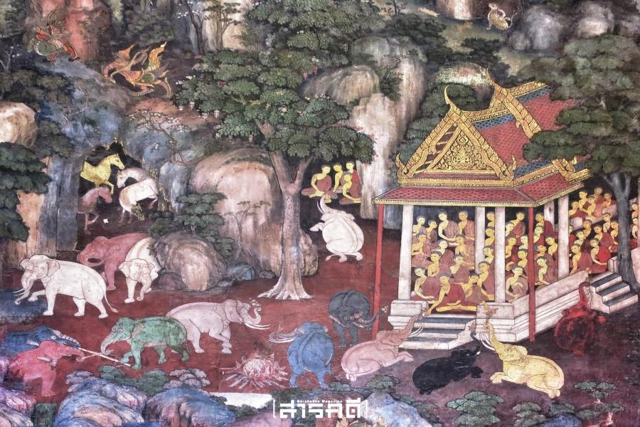 ประชากรแห่งหิมพานต์: พระปัจเจกพุทธเจ้า - สุเมรุจักรวาล ตอนที่ 52