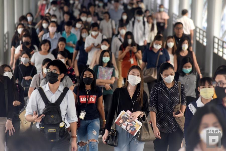 น้ำกับการแก้ปัญหาฝุ่น PM 2.5