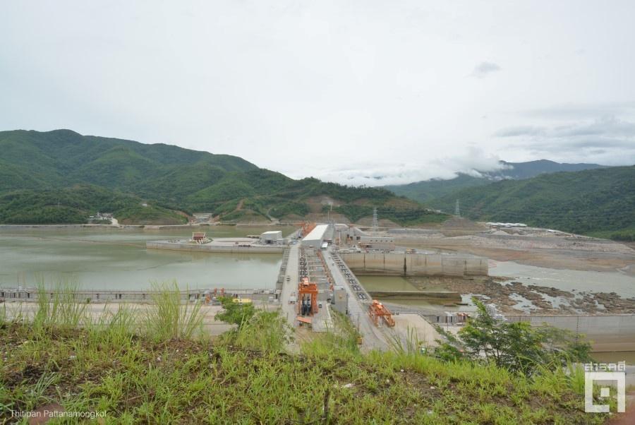 Run-of-River เขื่อนแบบน้ำไหลผ่าน จากปากมูลสู่ไซยะบุรี
