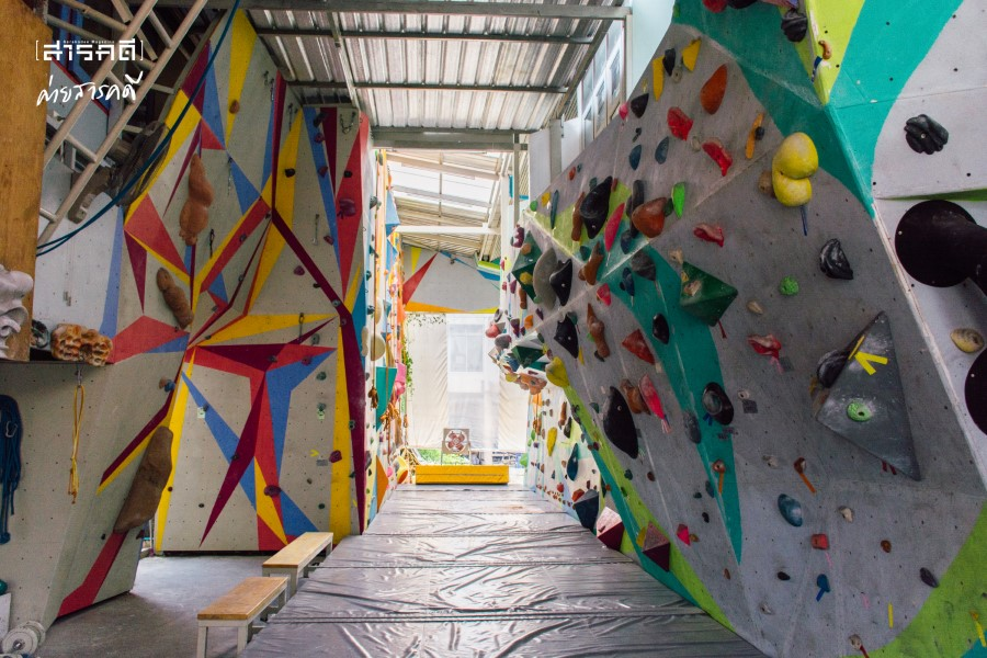 Sport Climbing กีฬาท้าสูง มีดีมากกว่าแค่ปีนป่าย