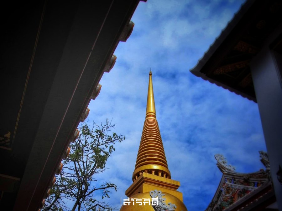 stupa finial