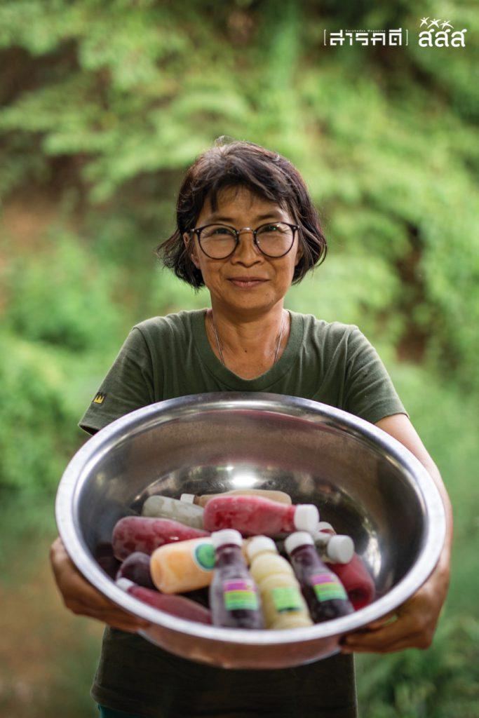 ผลิตภัณฑ์บางส่วนที่ต้องตาทำออกมาขายเพื่อให้คนรักสุขภาพได้กินได้ใช้ของที่ปลอดภัยและมีประโยชน์